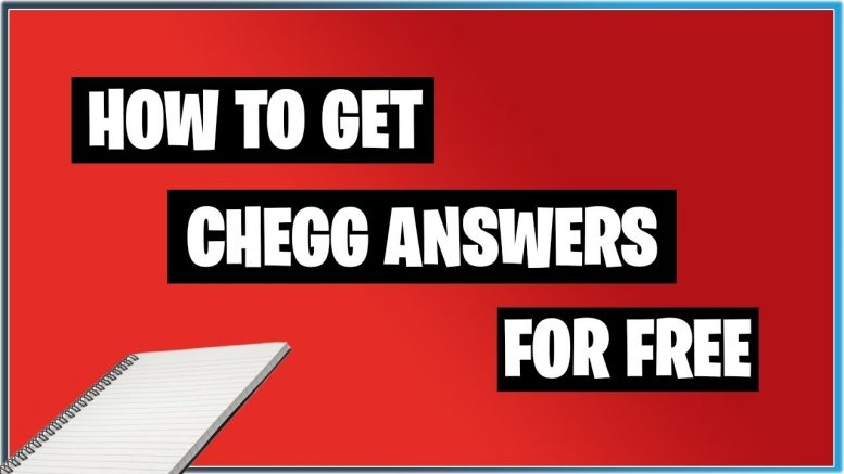 how to get chegg answers for free